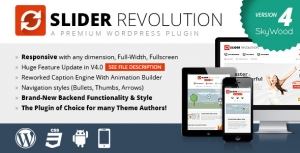 Critical vulnerability in slider plugin for Wordpress Slider Revolution